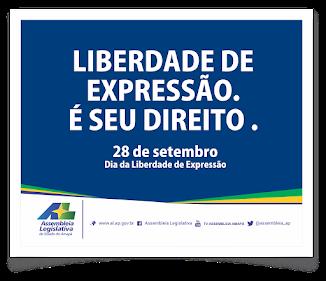 Dia da Liberdade de Expressão