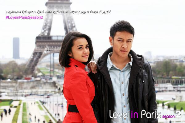 Sinopsis Love In Paris Season 2 Teaser Love in Paris New Season