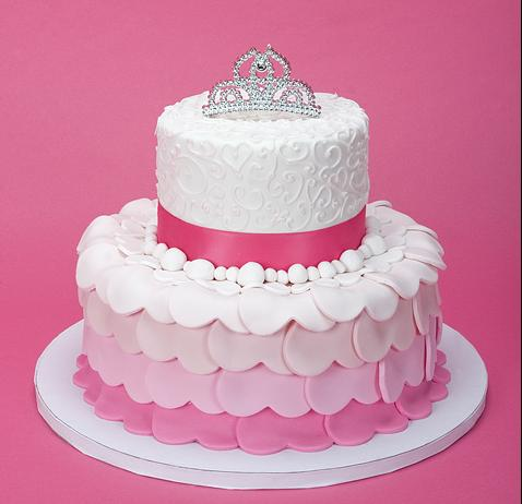 Birthday Cake Pictures Of Princess : Themed Cakes, Birthday Cakes, Wedding Cakes: Princess ...