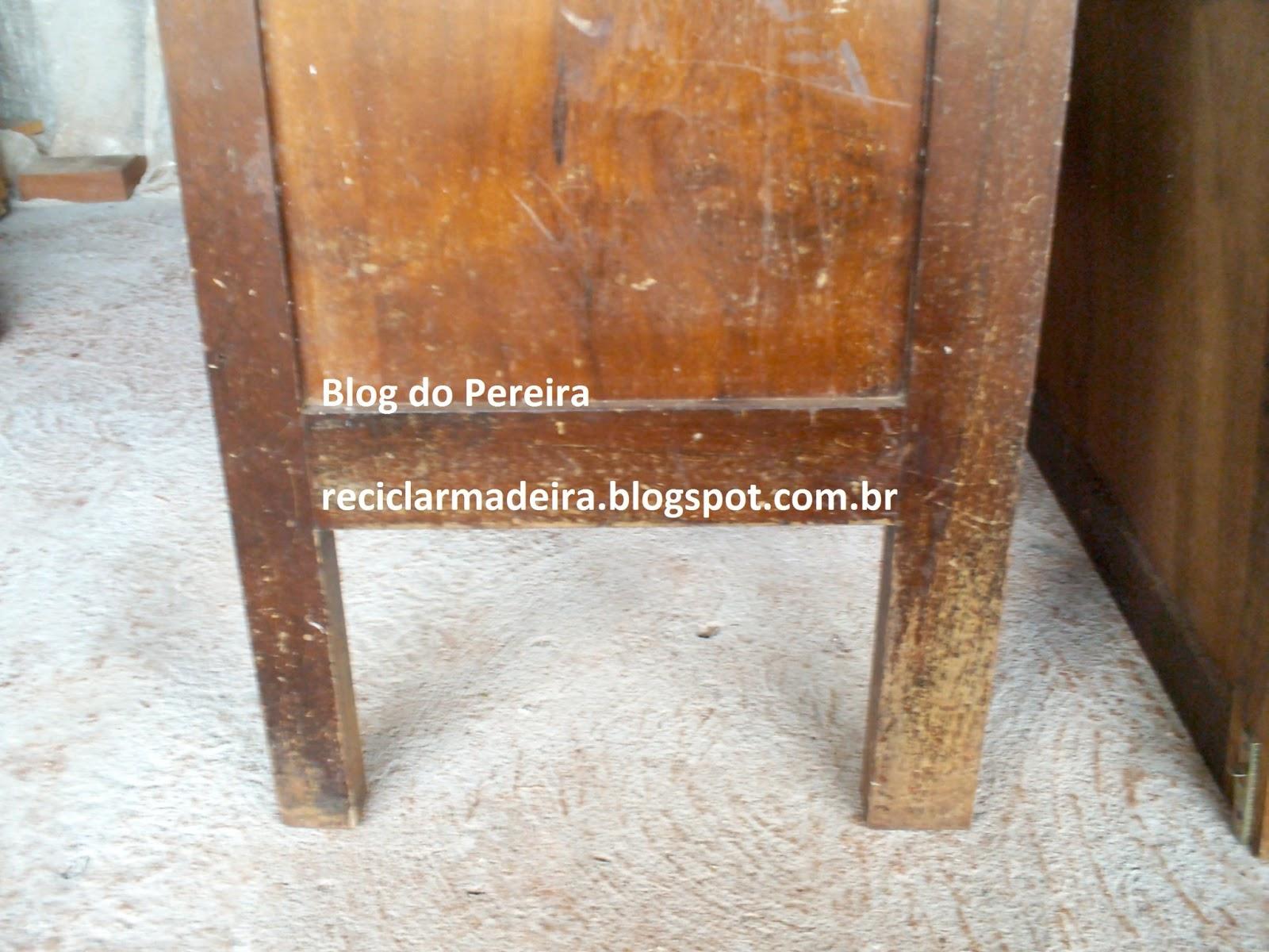 Porque Restaurar seus Móveis Antigos ~ RECICLAR #382414 1600x1200