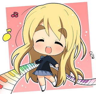 K On Chibi Chibi k-on | All About Anime