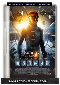 Capa Baixar Filme Ender's Game   O Jogo do Exterminador   TS Baixaki Download