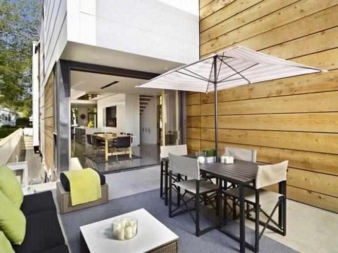 10 Desain Teras Rumah Moderen Nan Cantik Untuk Halaman Anda