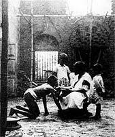 Índia 1929 - Meninas Lobos