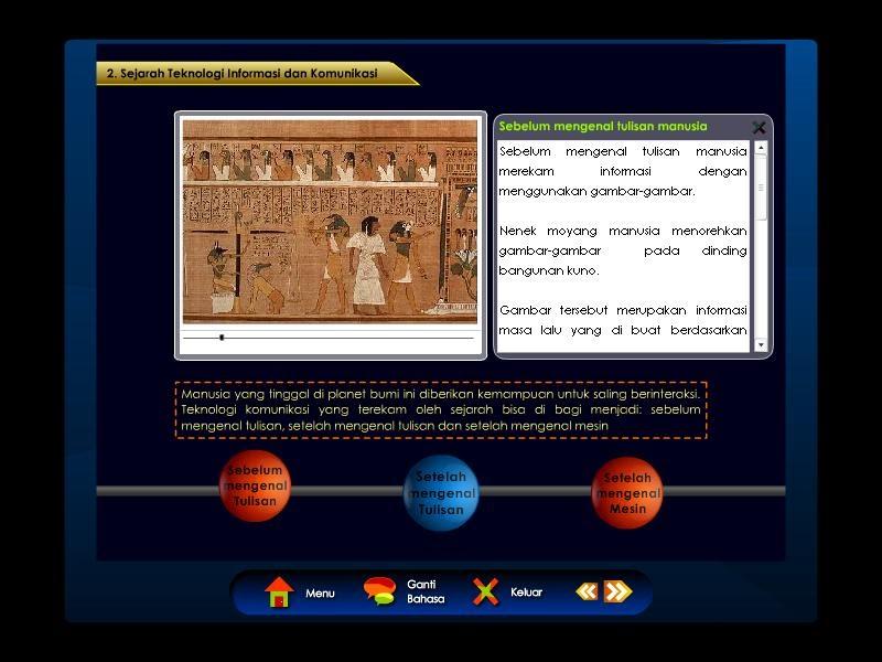 Smpn13surabaya Rpp Tik Karakter Sejarah Tik