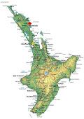 Nordinsel- Neuseeland