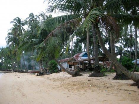 Desa Kampung Panau Batam