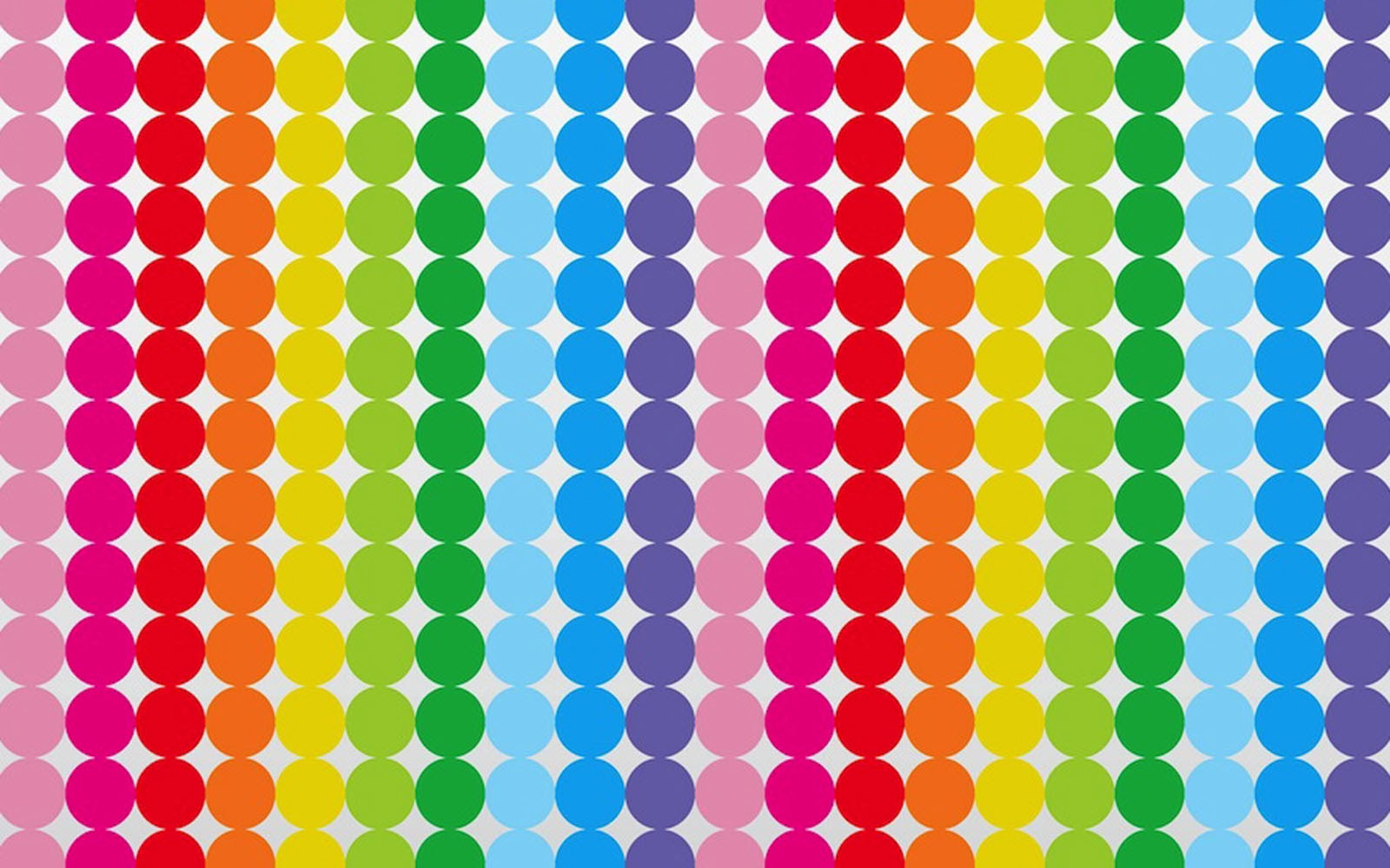 Wallpapers geometry rainbow colours wallpapers for Wallpaper styles and colors