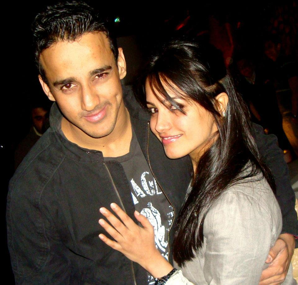 rohit reddy actress anita hassanandani with boyfriend rohit reddy