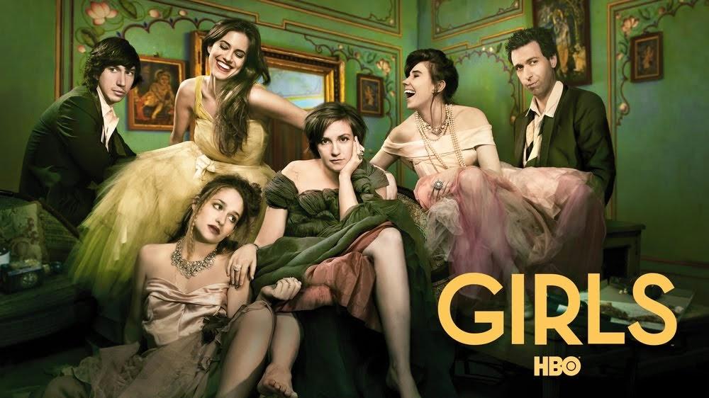 Girls - Renewed for a Fifth Season