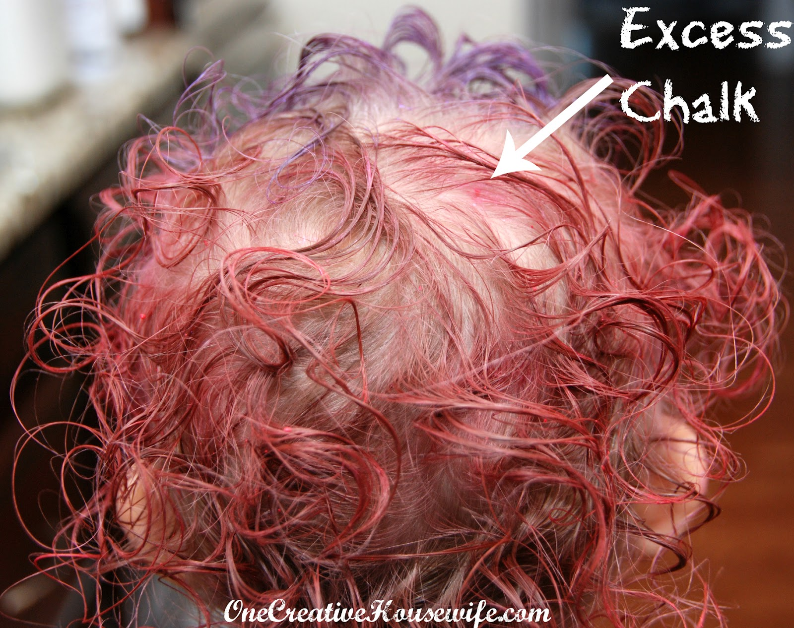 One creative housewife diy hair color monday september 17 2012 solutioingenieria Image collections