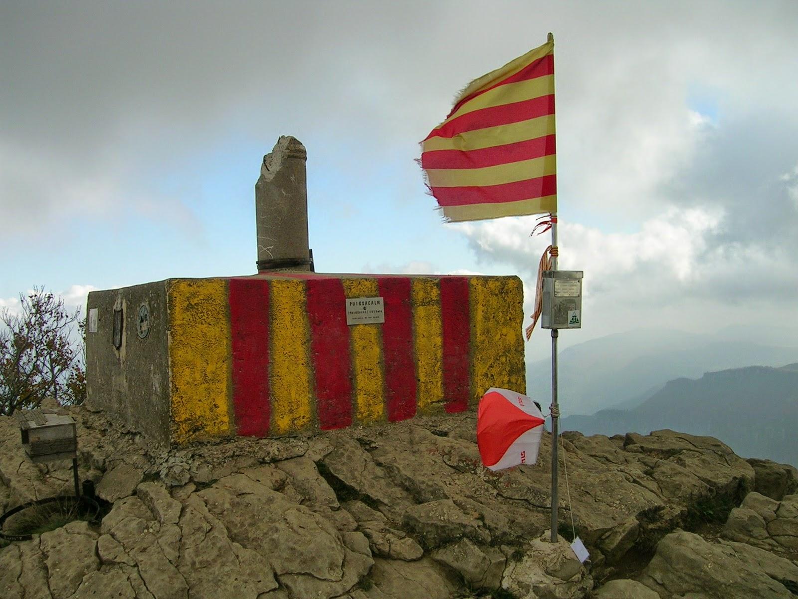 Puigsacalm (El repte dels 100 cims)