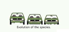 EVOLUCION DE UNA ESPECIE