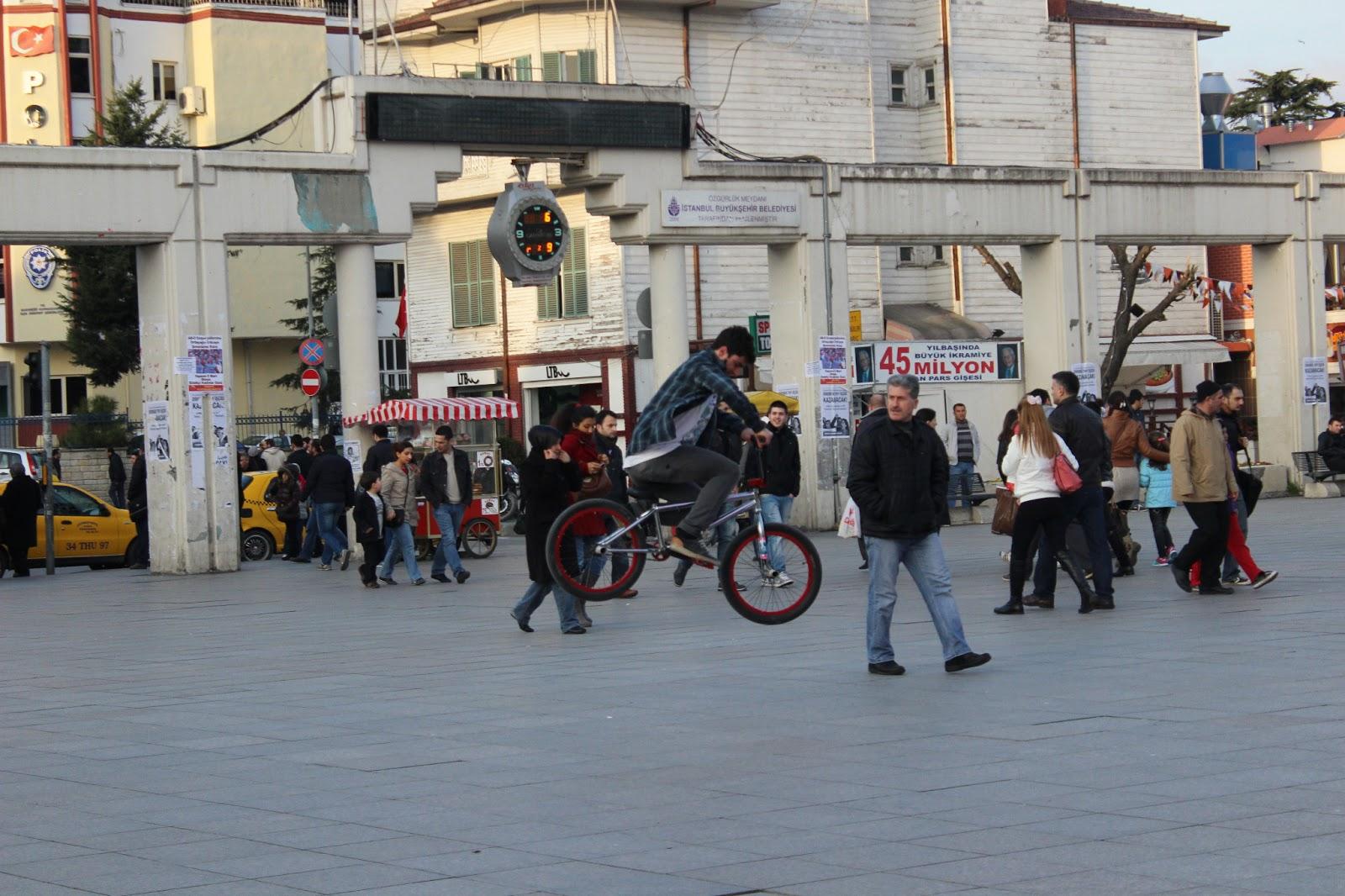 Bmx istanbul