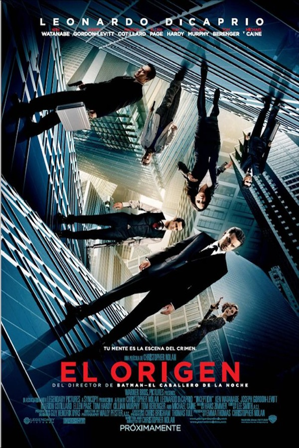 El origen ( Inception) (2010)