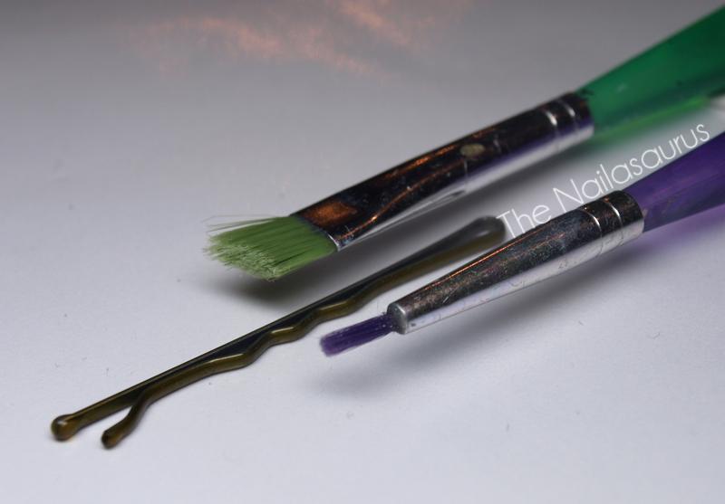 The Nailasaurus | UK Nail Art Blog: My Nail Art Brushes