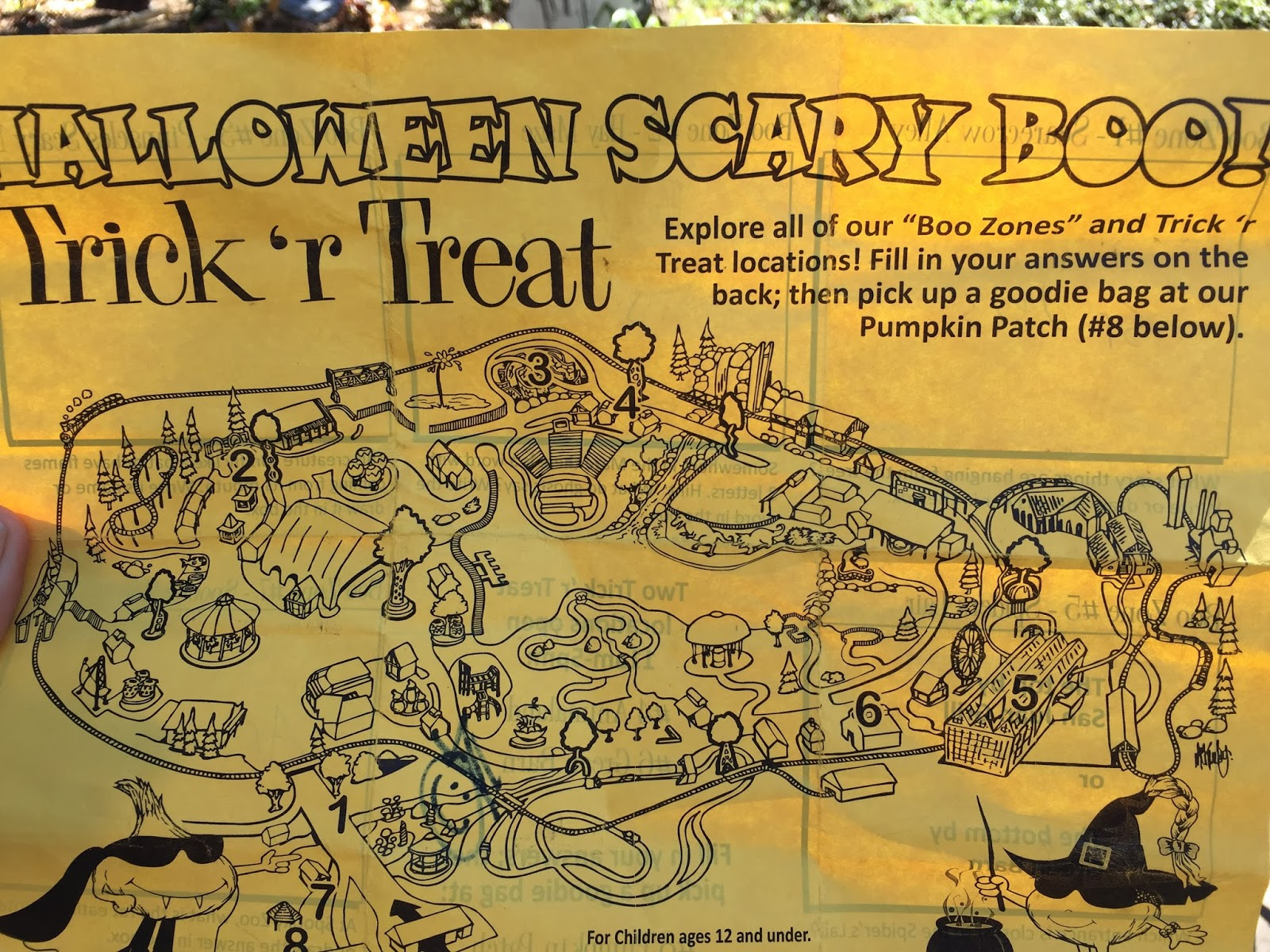 Silicon Valley Toddler (and beyond!): Seasonal Fun: Halloween Scary ...