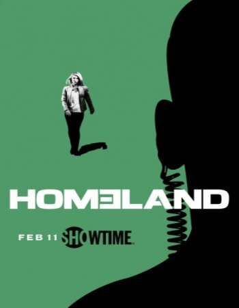 Poster Of Homeland Season 07 2018 Watch Online Free Download