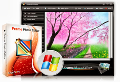 Free Download Frame Photo Editor Full Version PC Software