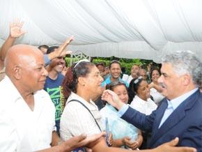 Miguel Vargas afirma elección diputados fortalece democracia