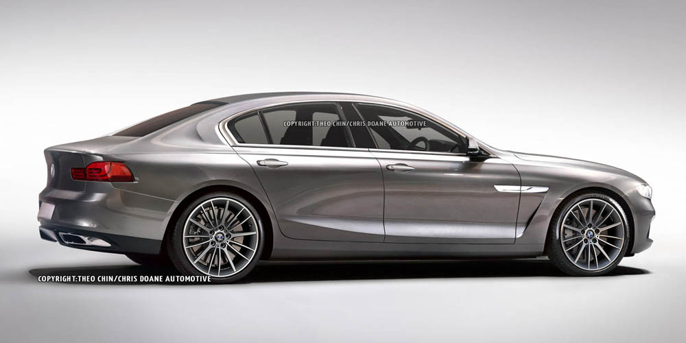 Bmw M6 Gran Coupe 2019 >> BMW 8-Series Gran Coupe Rendered