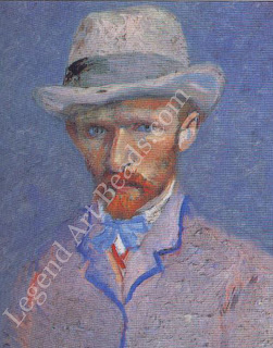 The move to Arles Vincent left Paris in 1888 for Arles, near Marseilles. He worked there alone for nine months, before persuading Gauguin to join him.