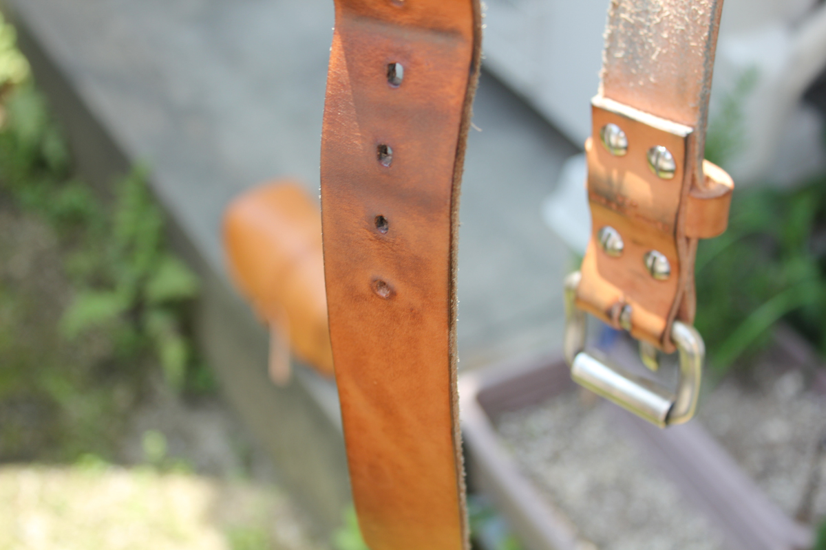 Kenton Sorenson Roller Buckle Belt