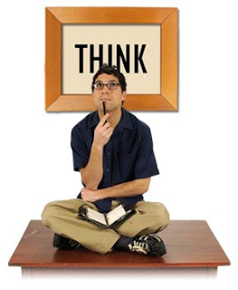 سؤال إذا أجبت عليه بطريقة صحيحة فأنت تحتاج إلى طبيب نفسي ؟! think_idea.jpg