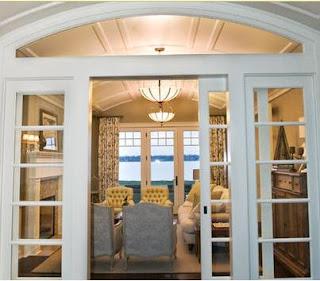 Fotos y diseos de puertas puertas de madera para entrada - Puertas de entrada de casas ...