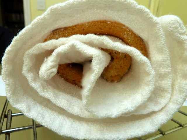 Gluten Free Strawberry Jelly Roll Cake Recipe — Dishmaps