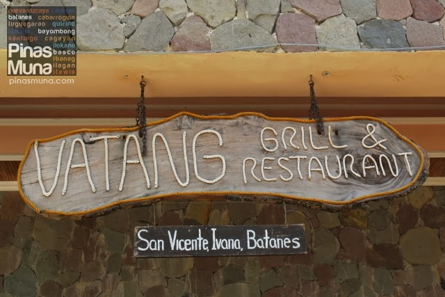 Vatang Grill & Restaurant in Ivana, Batanes