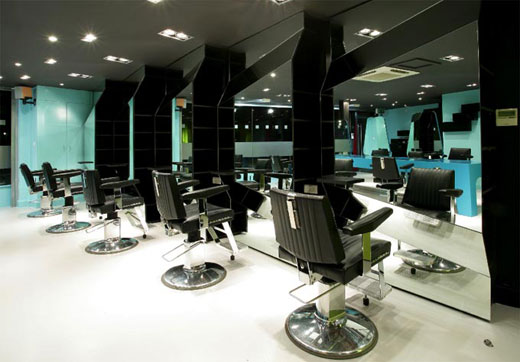 Salon interior best interior for Interieur stylist
