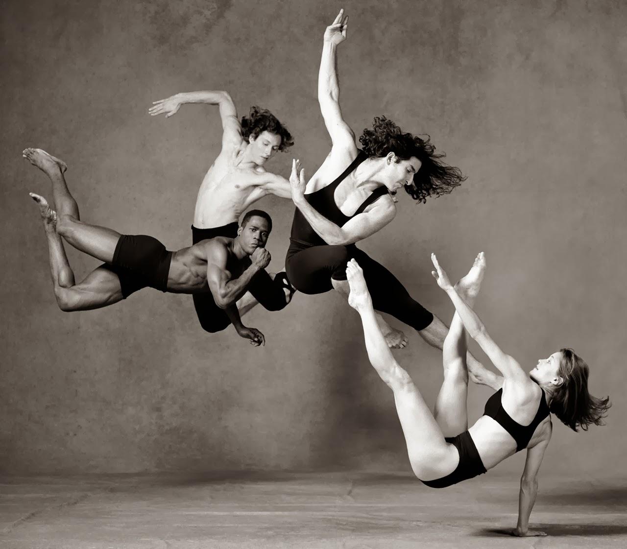 fotografia creativa danza