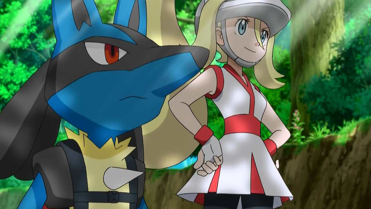 pokemon x and y how to get lucario mega stone