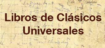 Libros de Clásicos Universales