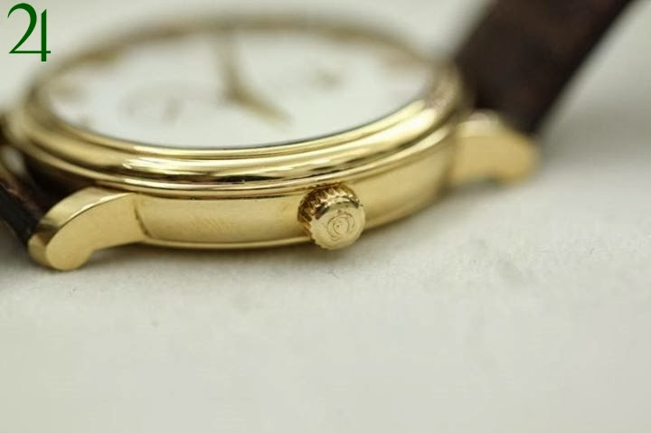 Omega Co-Axial Small