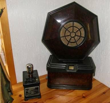 Antieke elektronica