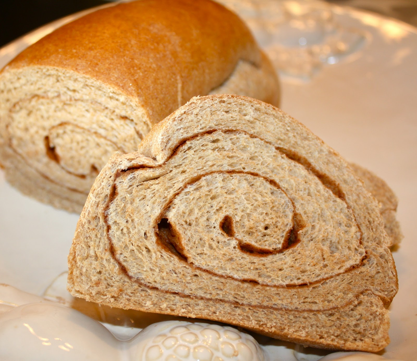Kuki's Kookbook: Honey Whole Wheat Bread and Whole Wheat ...
