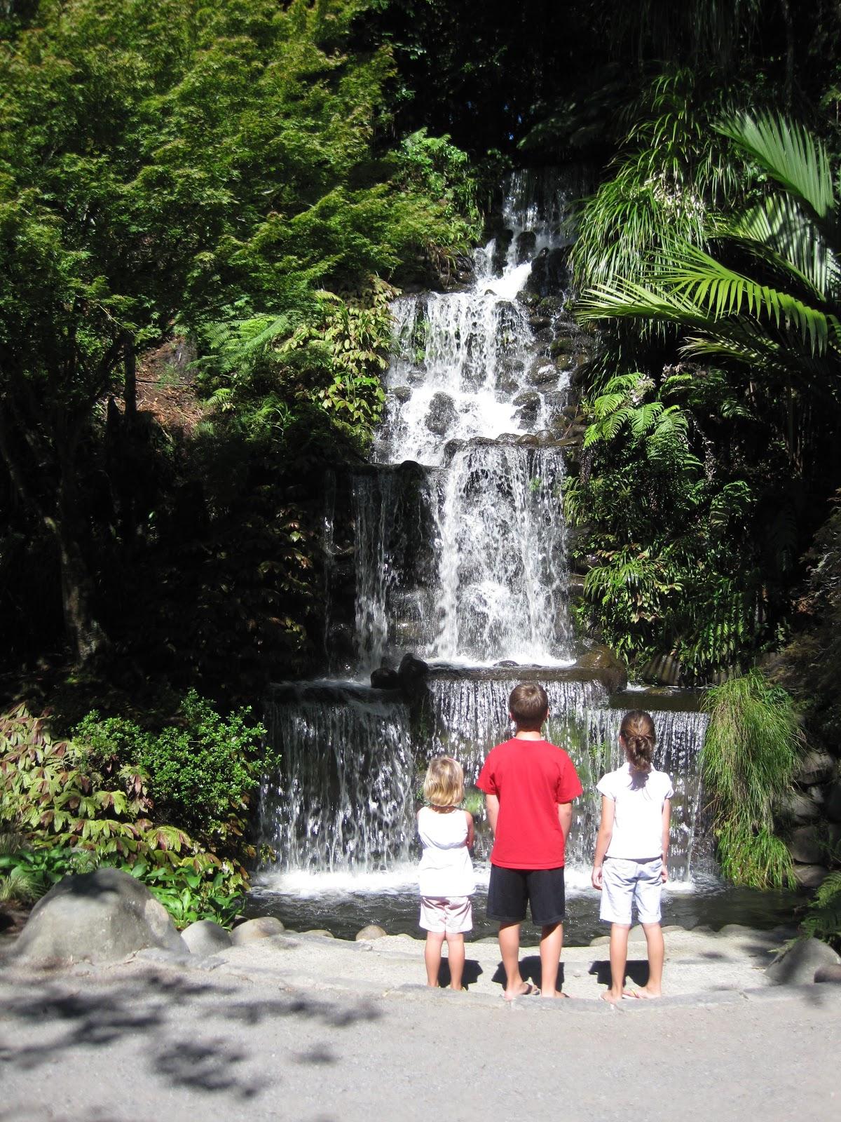 The Baldry's Go Kiwi: New Plymouth & the Taranaki