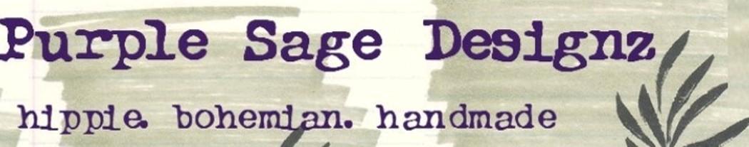 Purple Sage Designz Hippie Patchwork & Tams