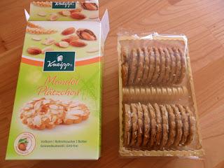Kekse von KNeipp gesunde ernährung produkttest