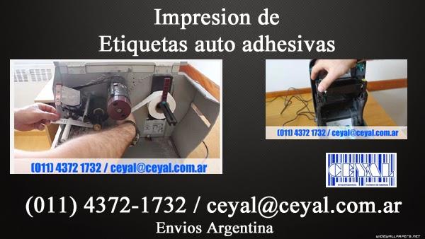 comprar Impresoras Codigo de Barras Termica Directa Jujuy