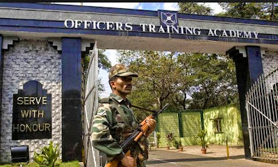 Officers Training Academy Chennai and Gaya