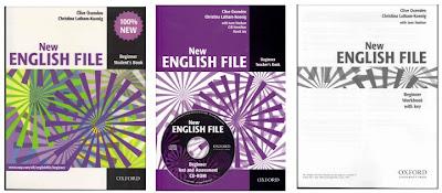 New English File (Libros y CDs) (Oxford)(Todos los niveles)
