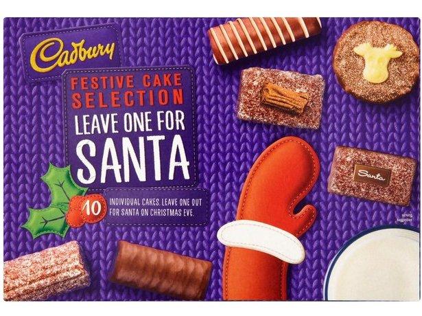Cadbury Cakes Images