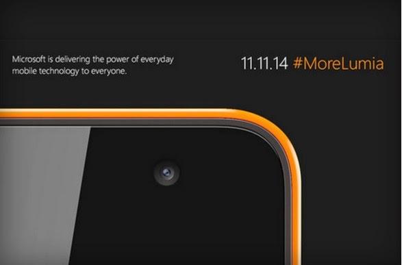 """الكشف عن موعد تقديم أولى هواتف  """" مايكروسوفت لوميا """""""