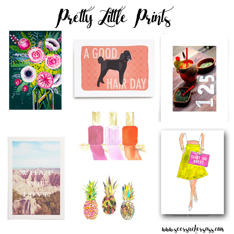 Pretty Little Prints (Round 2)