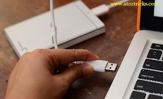 Remove USB's
