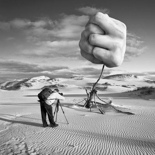 02-Object-Dariusz-Klimczak-Black-and-White-Surreal-Altered-Reality-www-designstack-co