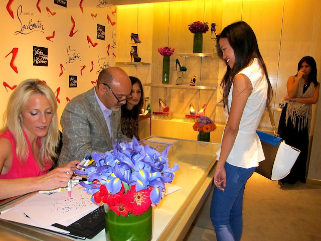 WWT houston fashion blog - Bonjour Monsieur Louboutin